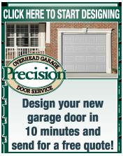 Precision Overhead Garage Door Tampa Repair Amp New Garage