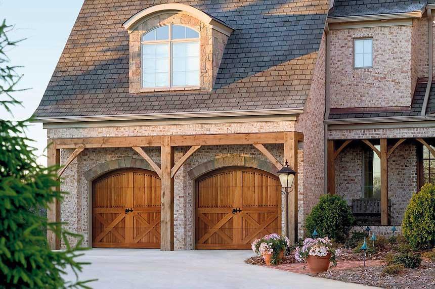 Precision Overhead Garage Door Tampa Garage Door Image